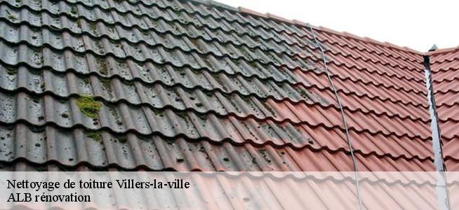 Nettoyage de toiture à Villers-la-ville 1495 Tél: 0486 41 57 54